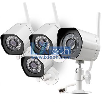 HD Outdoor WiFi IP Cameras